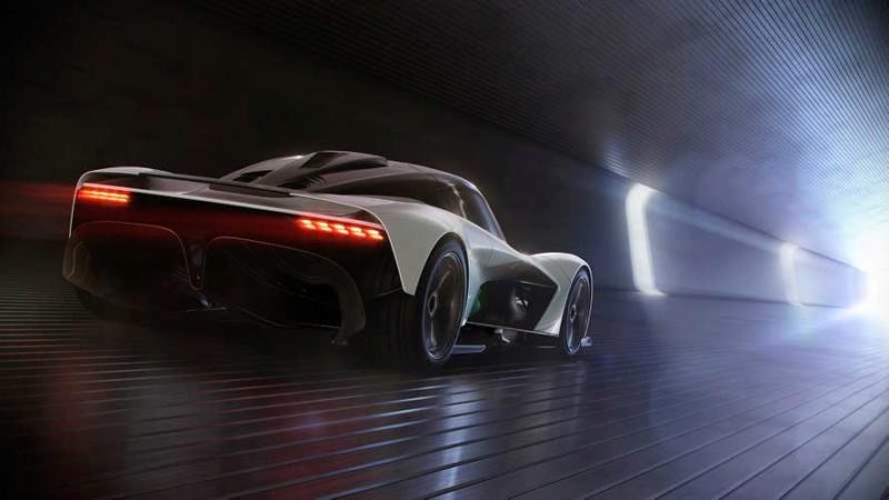 2021 - [Aston Martin] Project 003 3e42a010