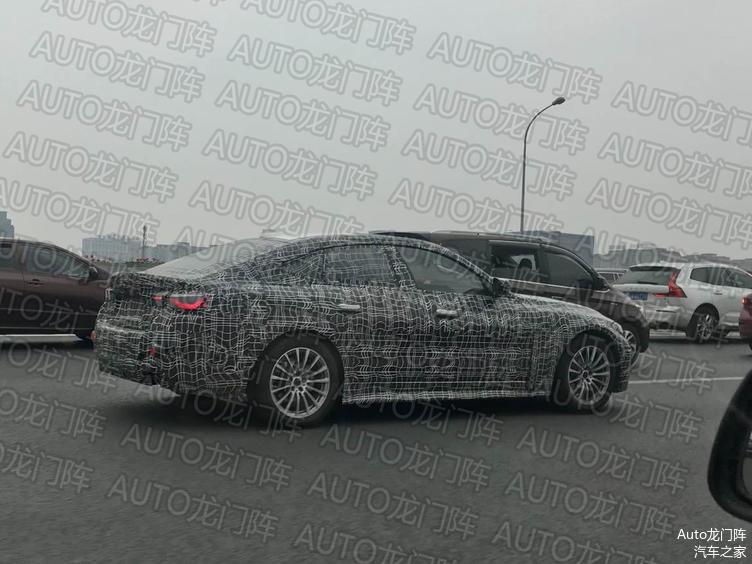 2020 - [BMW] Série 4 Gran Coupé [G26] 3e591a10