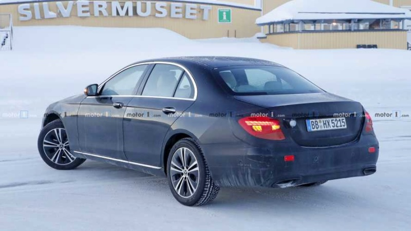 2020 - [Mercedes-Benz] Classe E restylée  - Page 2 3e66ed10