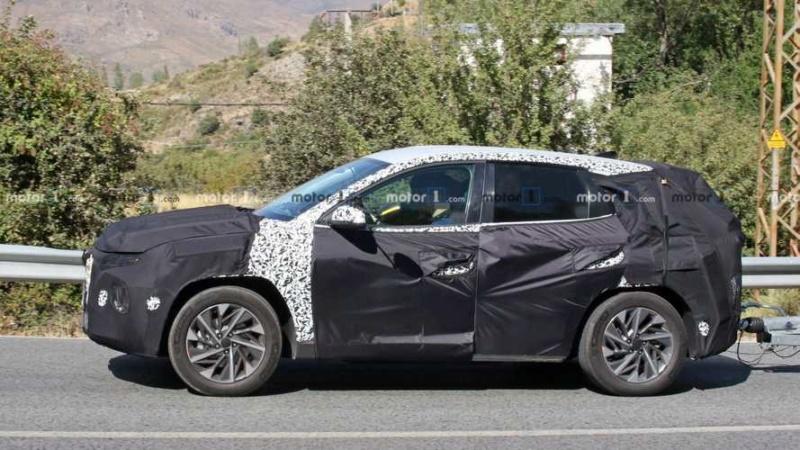 2020 - [Hyundai] Tucson  3e6d4110