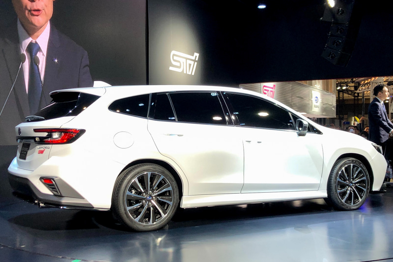 2019 - [Subaru] Levorg 3e79e410