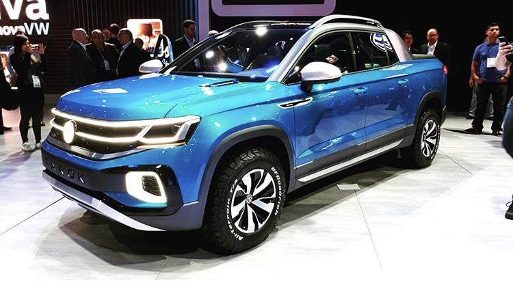 2020 - [Volkswagen] Tarok / MQB Pick-Up  3e8bb210