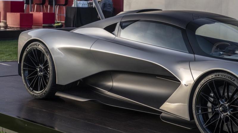 2021 - [Aston Martin] Project 003 - Page 2 3ec4b010