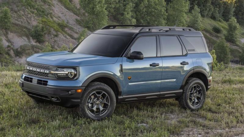 Ford Bronco / Sport (2020) 63