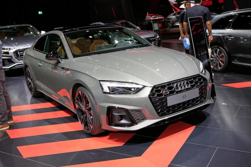 2020 - [Audi] A5 Coupé/Cab/SB restylée 3f193a10