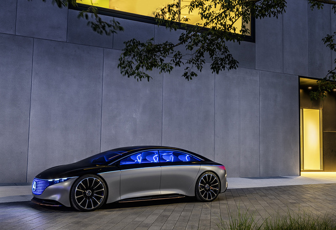 2019 - [Mercedes-Benz] EQS Concept  - Page 2 3f2c8a10