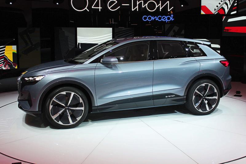 2019 - [Audi] Q4 e-Tron Concept - Page 2 3f357810