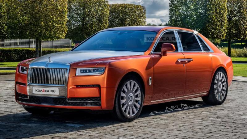 2020 - [Rolls-Royce] Ghost II 3f3cbb10