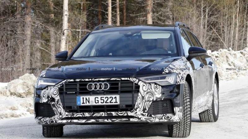 2017 - [Audi] A6 Berline & Avant [C8] - Page 11 3f727310