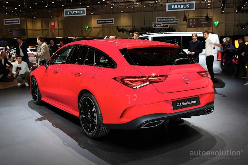 2019 - [Mercedes-Benz] CLA Shooting Brake II 3f799610