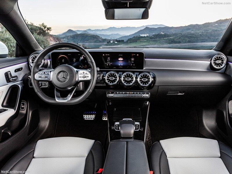 2019 - [Mercedes-Benz] CLA Shooting Brake II 3f79f010