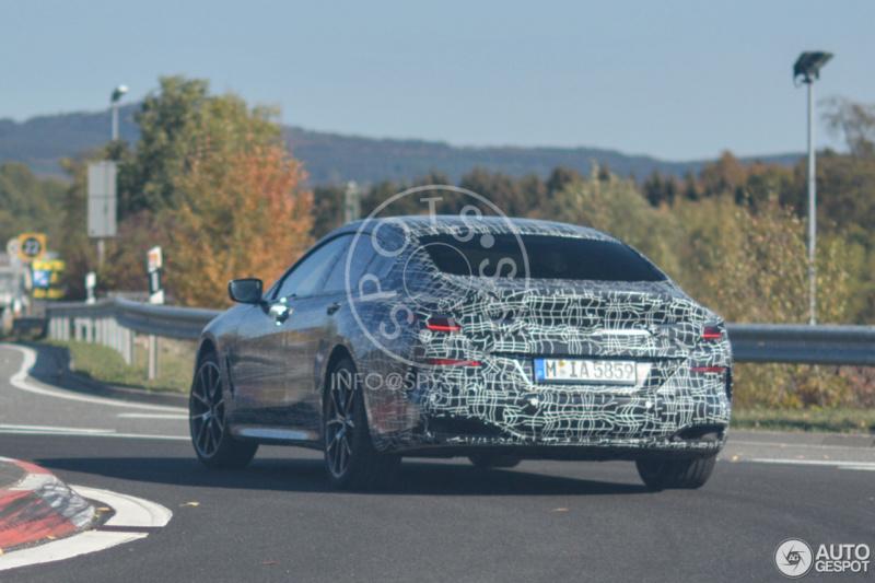 2019 - [BMW] Série 8 Gran Coupé [G16] - Page 2 3f901c10