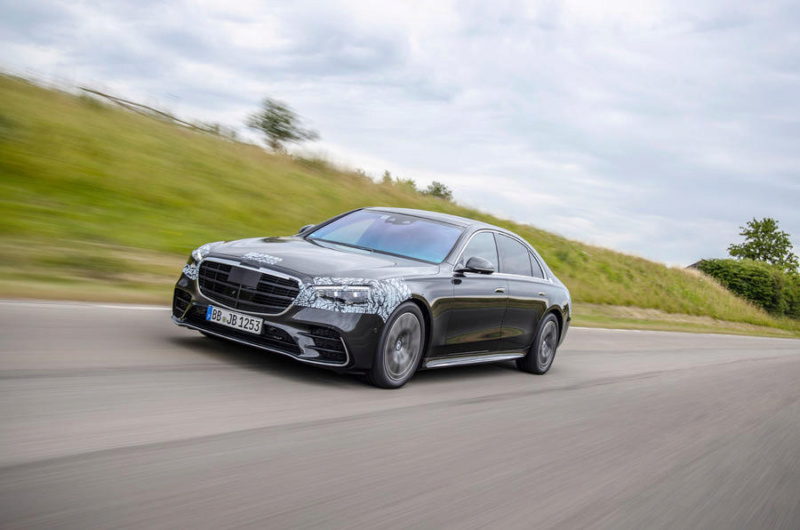 2020 - [Mercedes-Benz] Classe S - Page 17 40398710