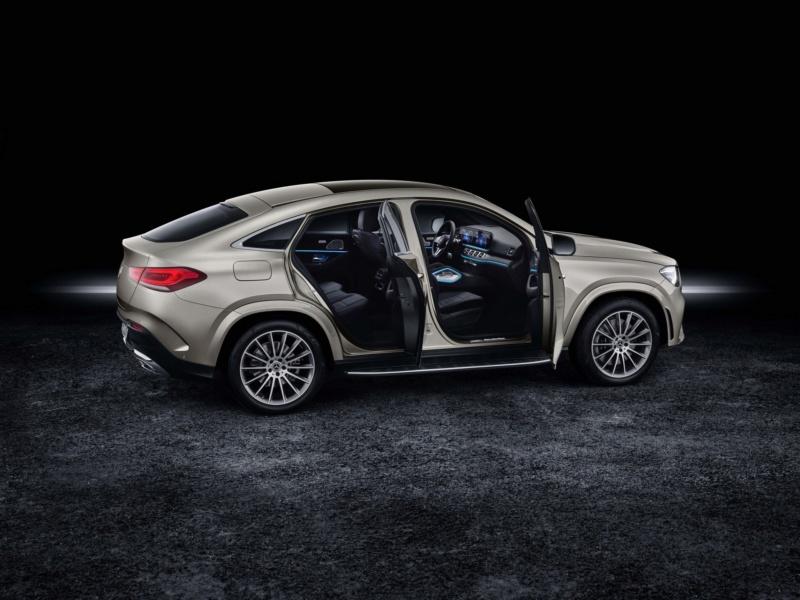 2019 - [Mercedes-Benz] GLE Coupé  - Page 3 406de710