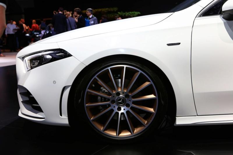 2018 - [Mercedes-Benz] Classe A Sedan - Page 6 4099c610