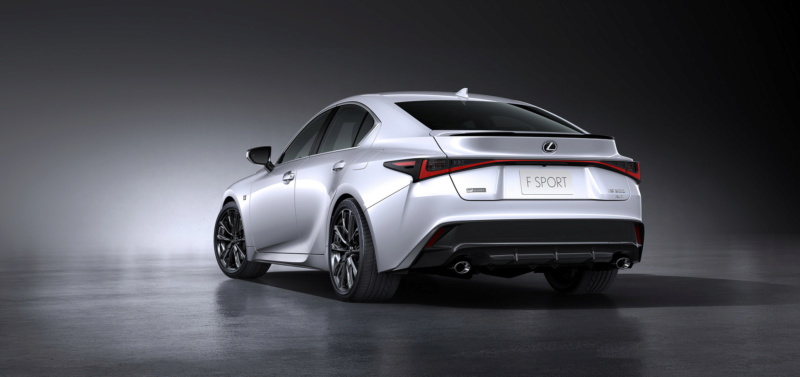 Lexus IS (2020) 63