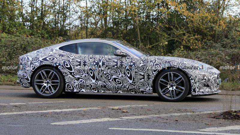2021 - [Jaguar] F-Type restylée - Page 2 40f83310