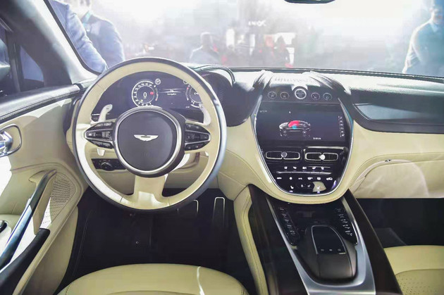 2019 - [Aston Martin] DBX - Page 5 40feda10
