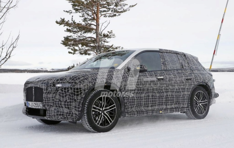 2021 - [BMW] iNext SUV 410