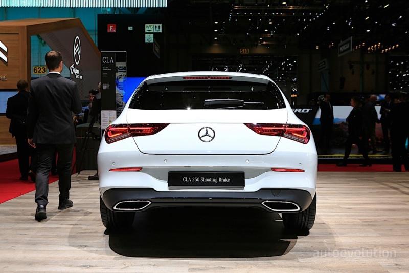 2019 - [Mercedes-Benz] CLA Shooting Brake II 410f0610