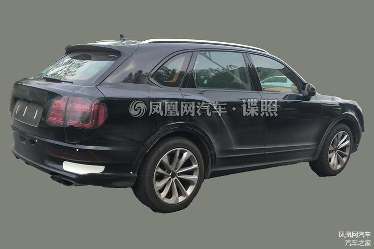2015 - [Bentley] Bentayga - Page 12 4145d110