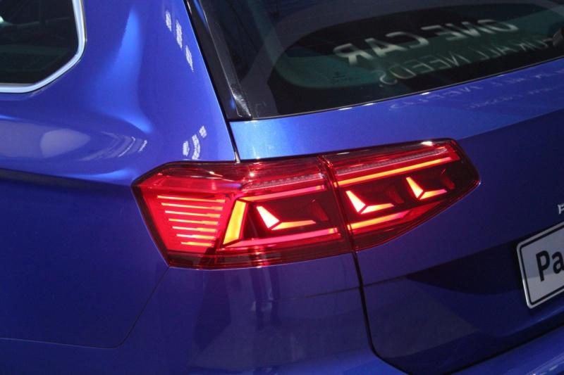 2019 - [Volkswagen] Passat restylée - Page 4 41540e10