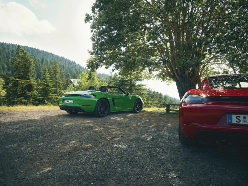 2016 - [Porsche] 718 Boxster & 718 Cayman [982] - Page 8 4158b510