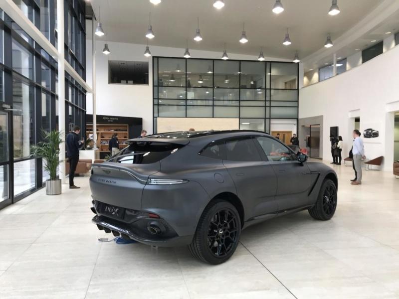 2019 - [Aston Martin] DBX - Page 9 416