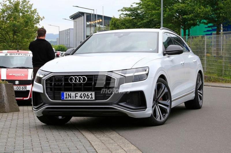 2018 - [Audi] Q8 - Page 11 4162ae10