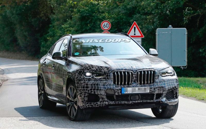 2019 - [BMW] X6 III (G06) - Page 3 4178af10