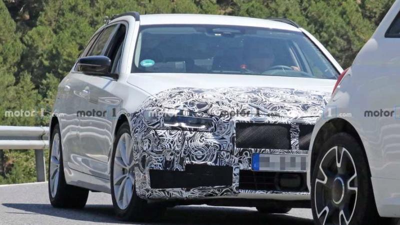 2020 - [BMW] Série 5 restylée [G30] 417bbe10