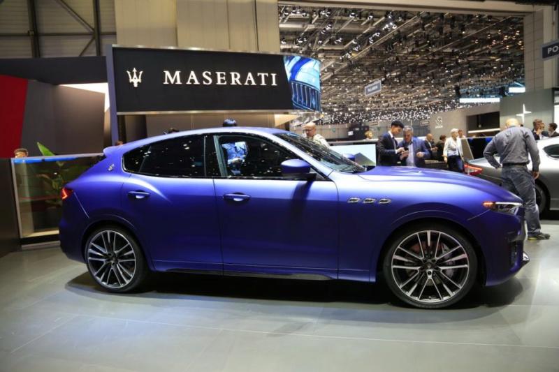 2016 - [Maserati] Levante - Page 11 417c9910
