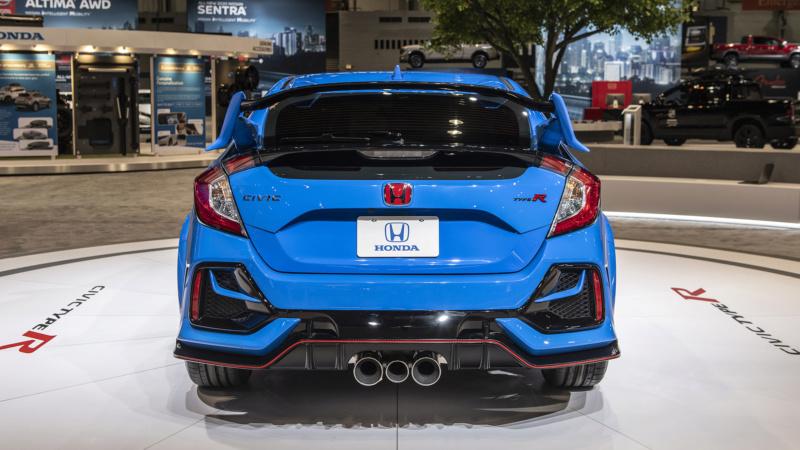 2017 - [Honda] Civic Hatchback [X] - Page 11 418e5710