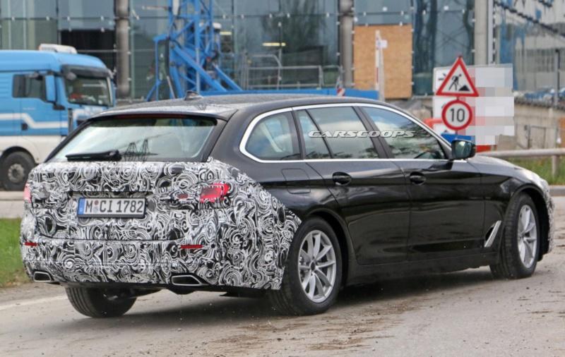 2020 - [BMW] Série 5 restylée [G30] - Page 3 41d90110