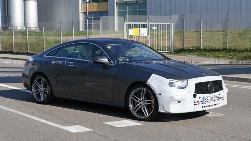 2020 - [Mercedes-Benz] Classe E restylée  - Page 2 4233d710