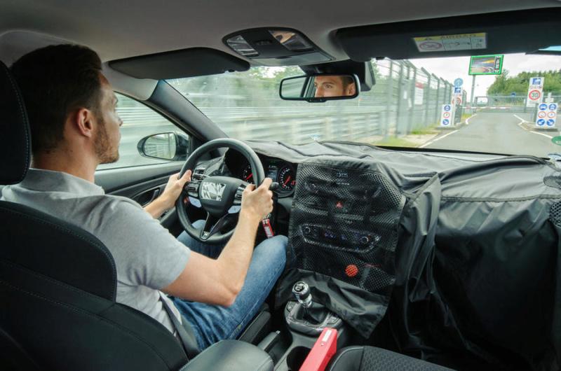 2017 - [Hyundai] i30 Fastback - Page 2 42724d10