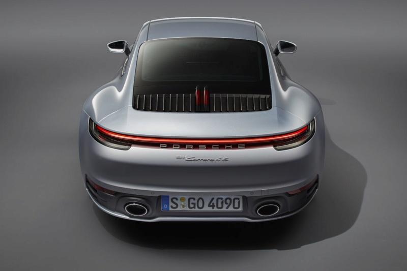 Porsche 911 (992) 2019 13