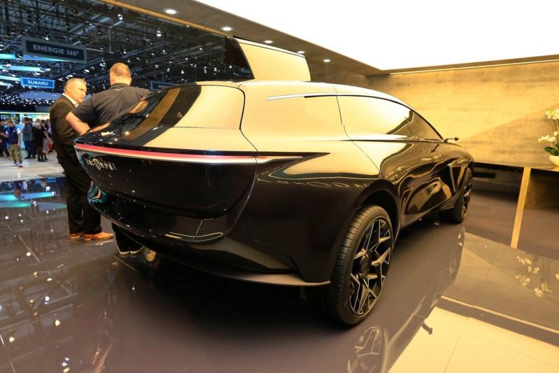 2018 - [Aston Martin] Lagonda Vision Concept  - Page 2 427db710