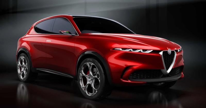 2019 - [Alfa Romeo] Tonale  - Page 3 4291f310