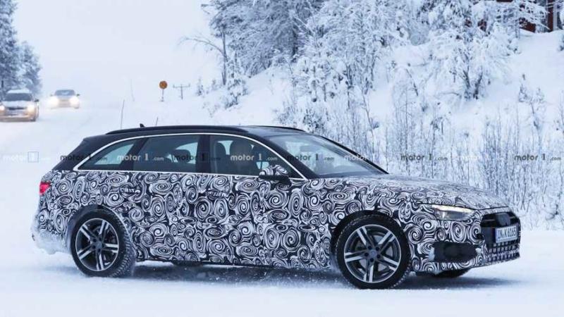 2018 - [Audi] A4 restylée  - Page 3 429c4f10