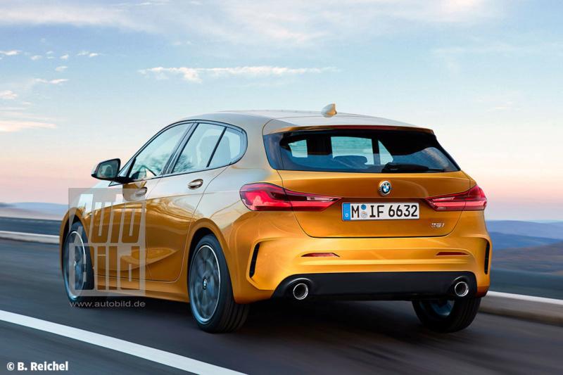 2018 - [BMW] Série 1 III [F40-F41] - Page 11 42c04410
