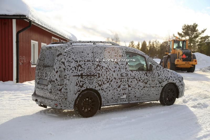 2020 - [Mercedes] Citan II 43239110