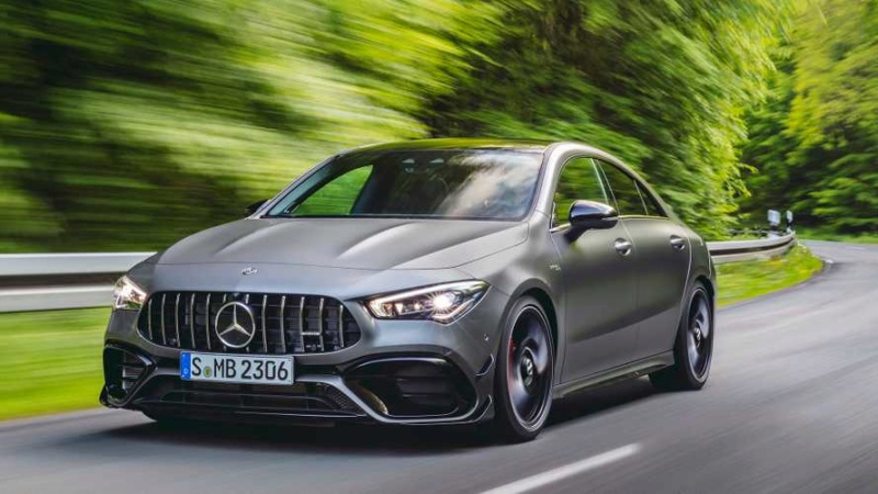 2019 - [Mercedes-Benz] CLA II - Page 8 4346c610