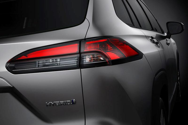 2021 - [Toyota] Corolla Cross - Page 3 4357e010