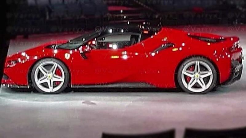 2019 - [Ferrari] SF90 Stradale (hybride) 438d2110