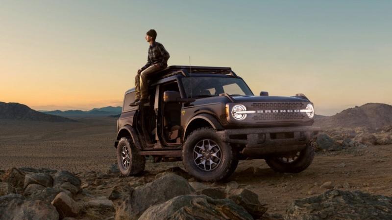 Ford Bronco / Sport (2020) 44