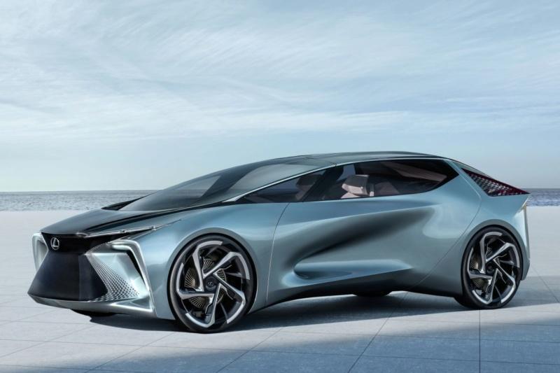 2019 - [Lexus] LF-30 Electrified Concept 43dbb110