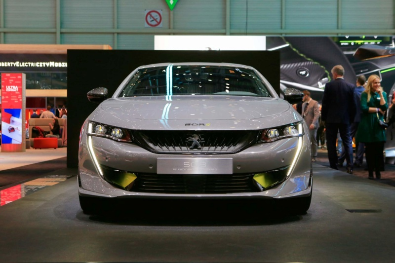 2019 - [PEUGEOT] Concept 508 Peugeot Sport Engineered - Page 16 43f5a910