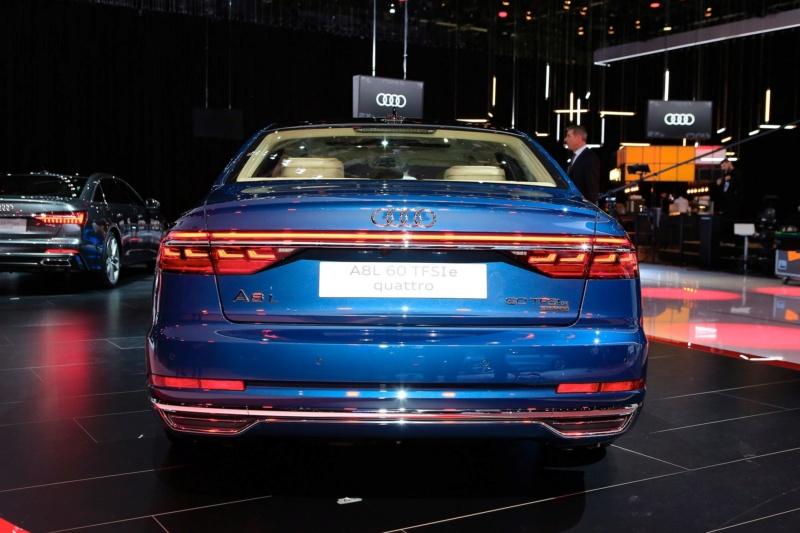 2017 - [Audi] A8 [D5] - Page 13 443a6610