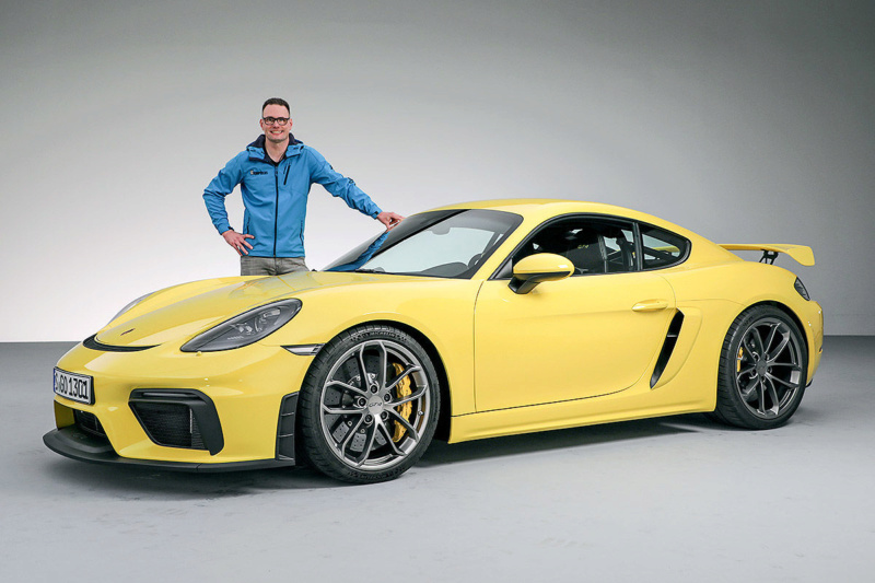 2016 - [Porsche] 718 Boxster & 718 Cayman [982] - Page 8 444bfe10